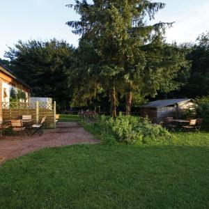 Der Garten der Kate