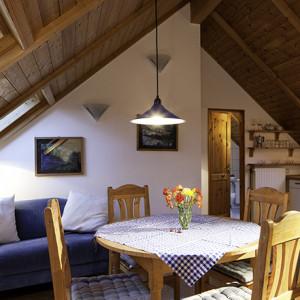 Die Wohnküche - Ansicht II